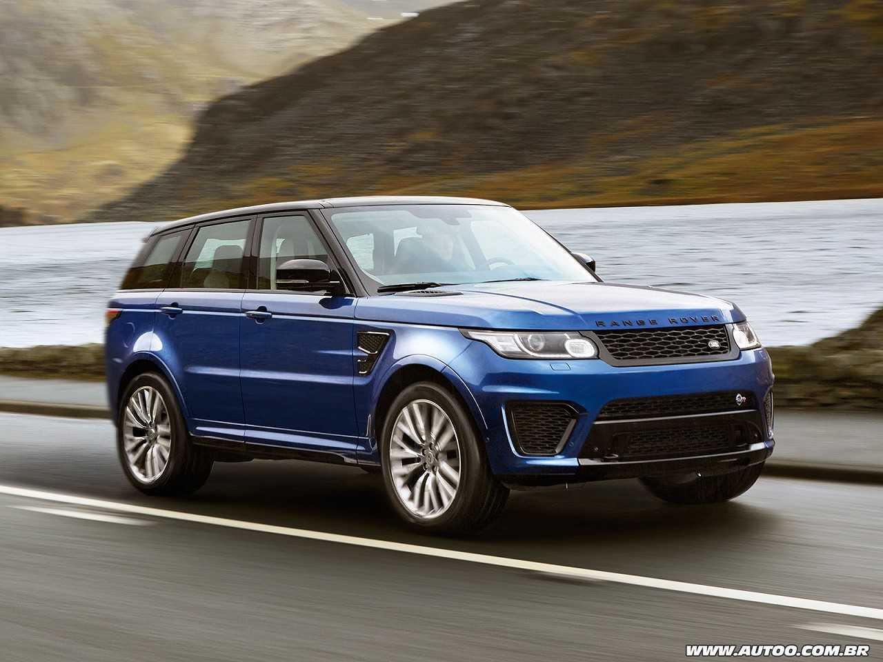 Land RoverRange Rover Sport 2015 - ângulo frontal