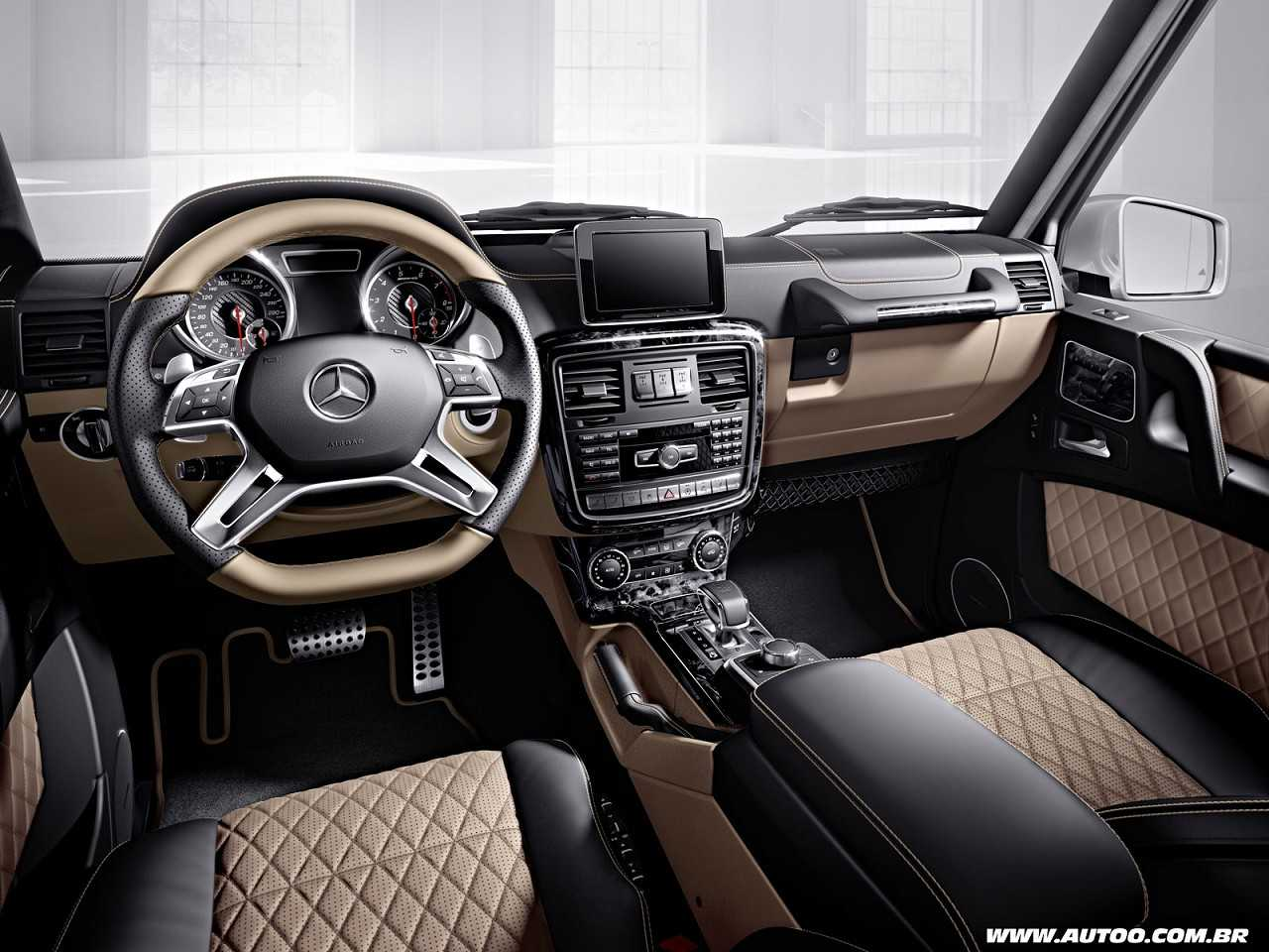 Mercedes-BenzClasse G 2016 - painel