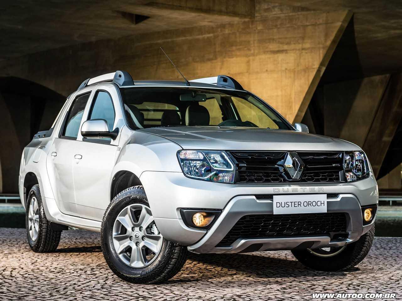 Renault Oroch 2016