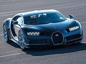 Sucessor do Veyron, novo Bugatti Chiron traz motor de 1.500 cavalos