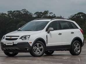Chevrolet Captiva fica mais barato na linha 2016