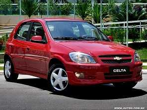 Guia do Carro Usado: Chevrolet Celta