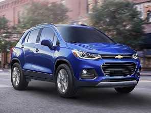 Chevrolet muda visual do Tracker para a linha 2017