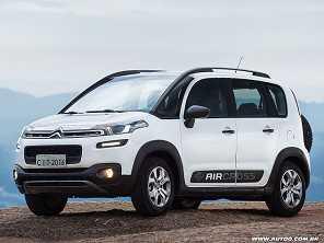 Dúvida entre Citroën Aircross e Hyundai HB20S