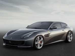 Ferrari GTC4Lusso chega para substituir a FF