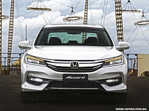 Novo Honda Accord terá visual mais esportivo