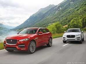 SUV da Jaguar, F-Pace chegará ao Brasil antes do salão