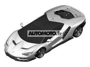 Lamborghini prepara esportivo de R$ 9,6 milh�es