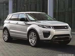 Dúvida envolvendo o Range Rover Evoque