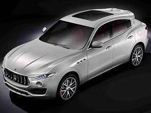 Com Levante, Maserati entra para o segmento de SUV
