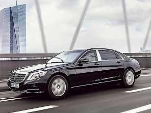 Mercedes lança Classe S com maior nível de blindagem já feito