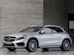 D�vida de ''classe'': optar por um Mercedes-Benz Classe A ou o irm�o GLA?
