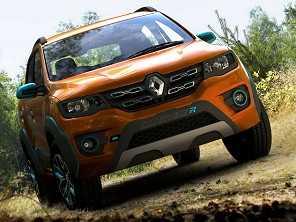 Kwid será mini-SUV, diz Renault