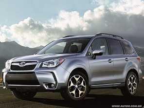 Devo trocar meu Chevrolet Captiva por um Subaru Forester?