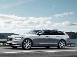 Com perua V90, Volvo retoma sua tradição no segmento