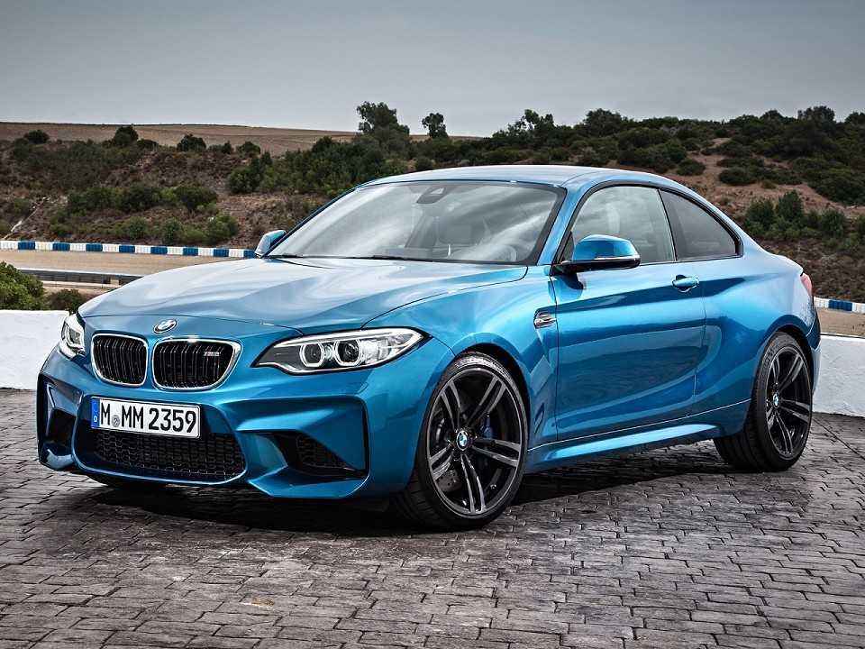 BMWM2 2016 - ângulo frontal