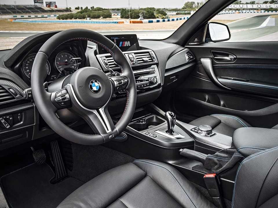 BMWM2 2016 - painel
