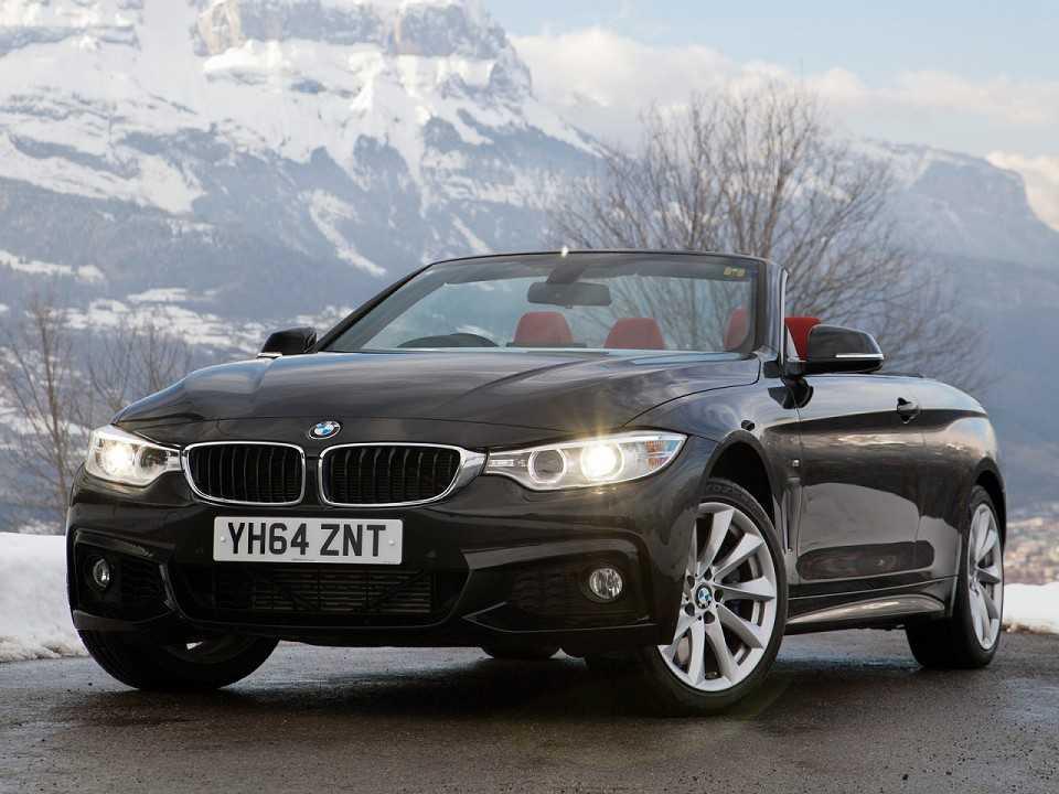 BMW Série 4 2016