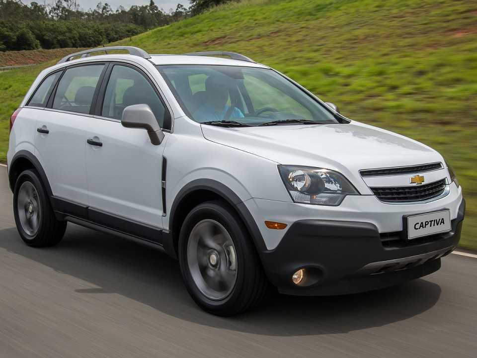 Chevrolet Captiva 2016