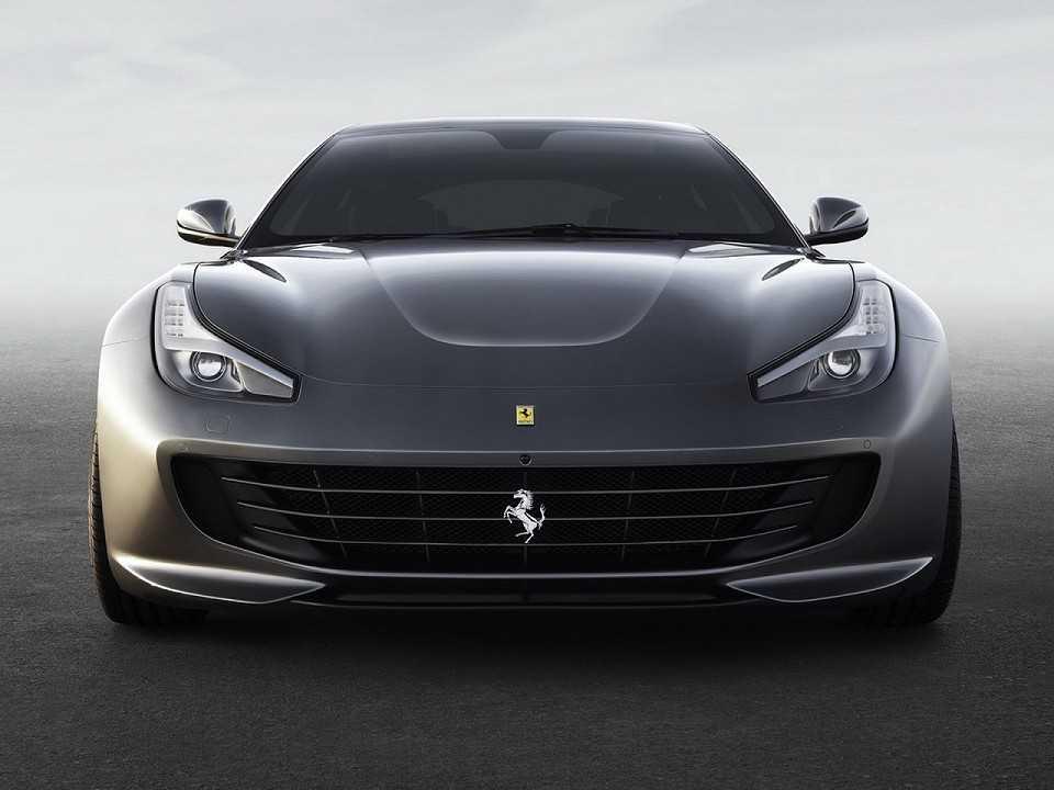 FerrariGTC4Lusso T 2016 - frente