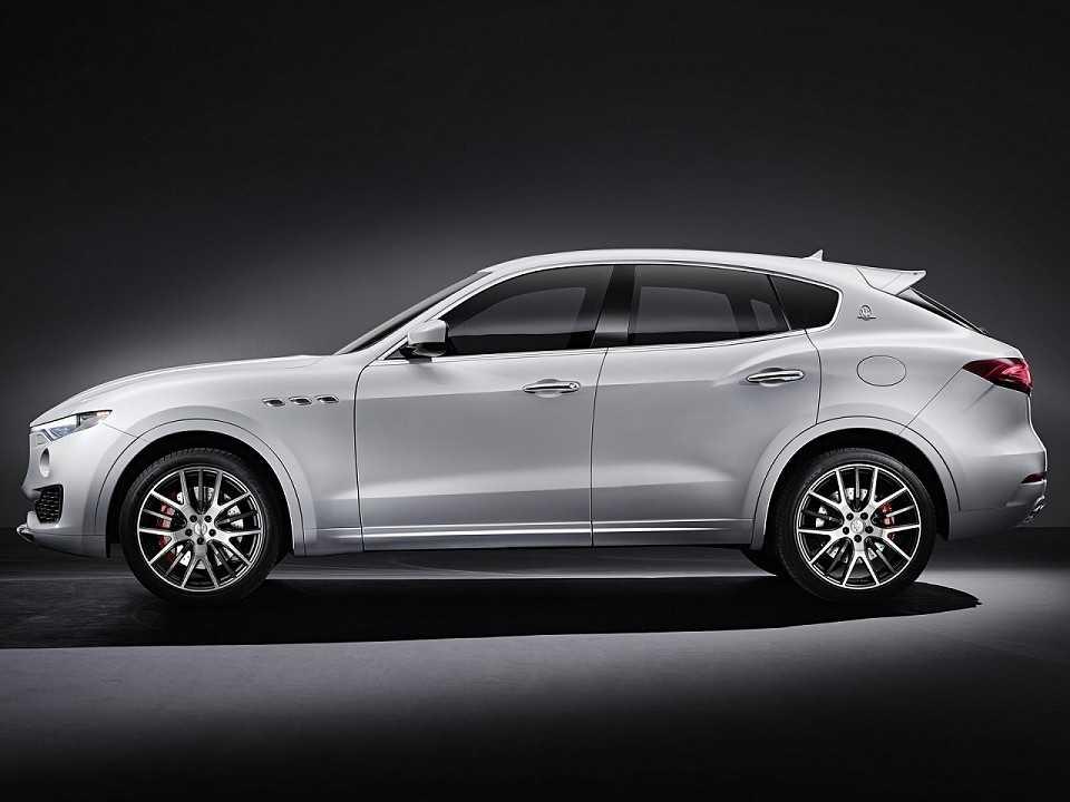 MaseratiLevante 2017 - lateral