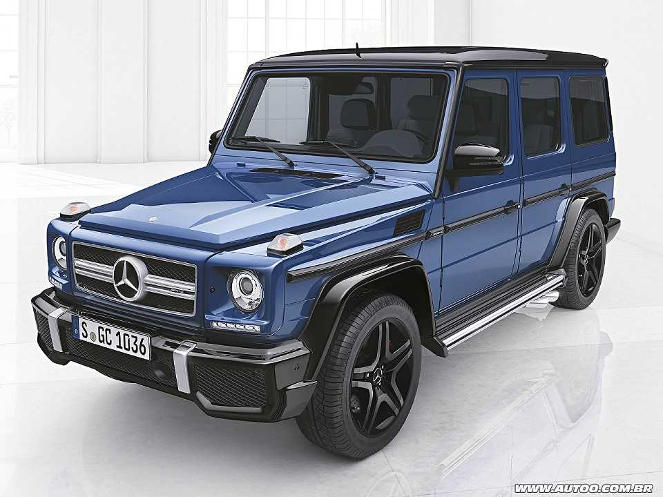 Mercedes-Benz Classe G 2016