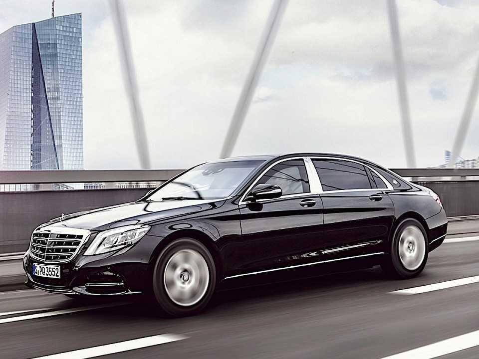 Mercedes-Benz Classe S 2016