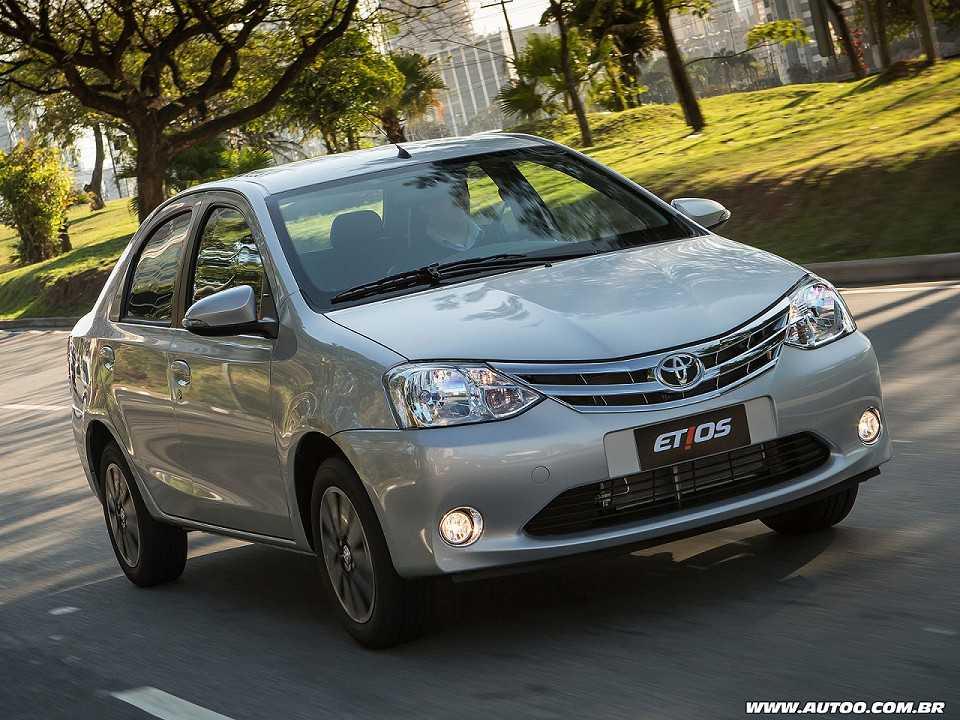 Toyota Etios Sedan 2015