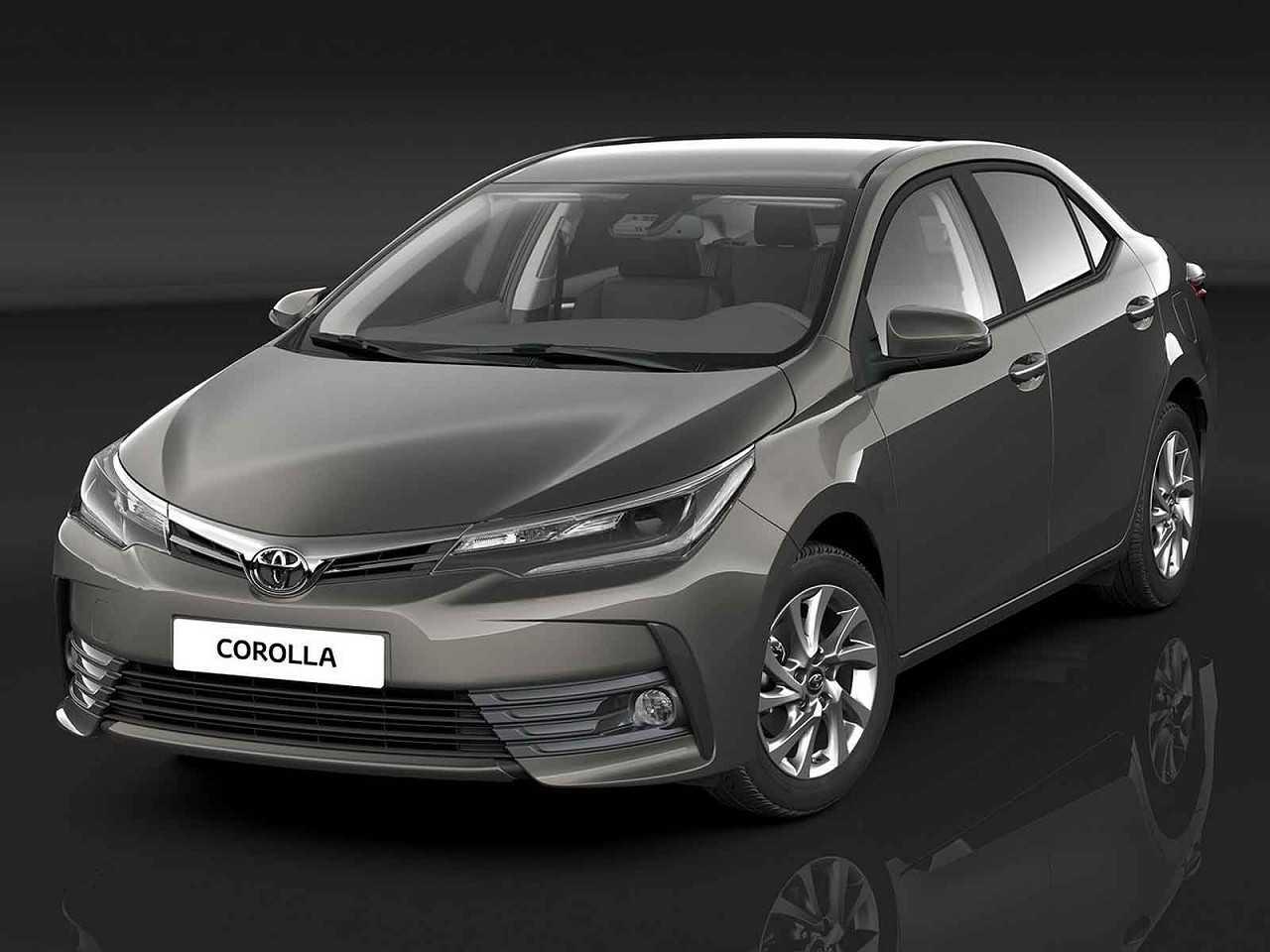 Toyota Corolla 2017 (mercado europeu)
