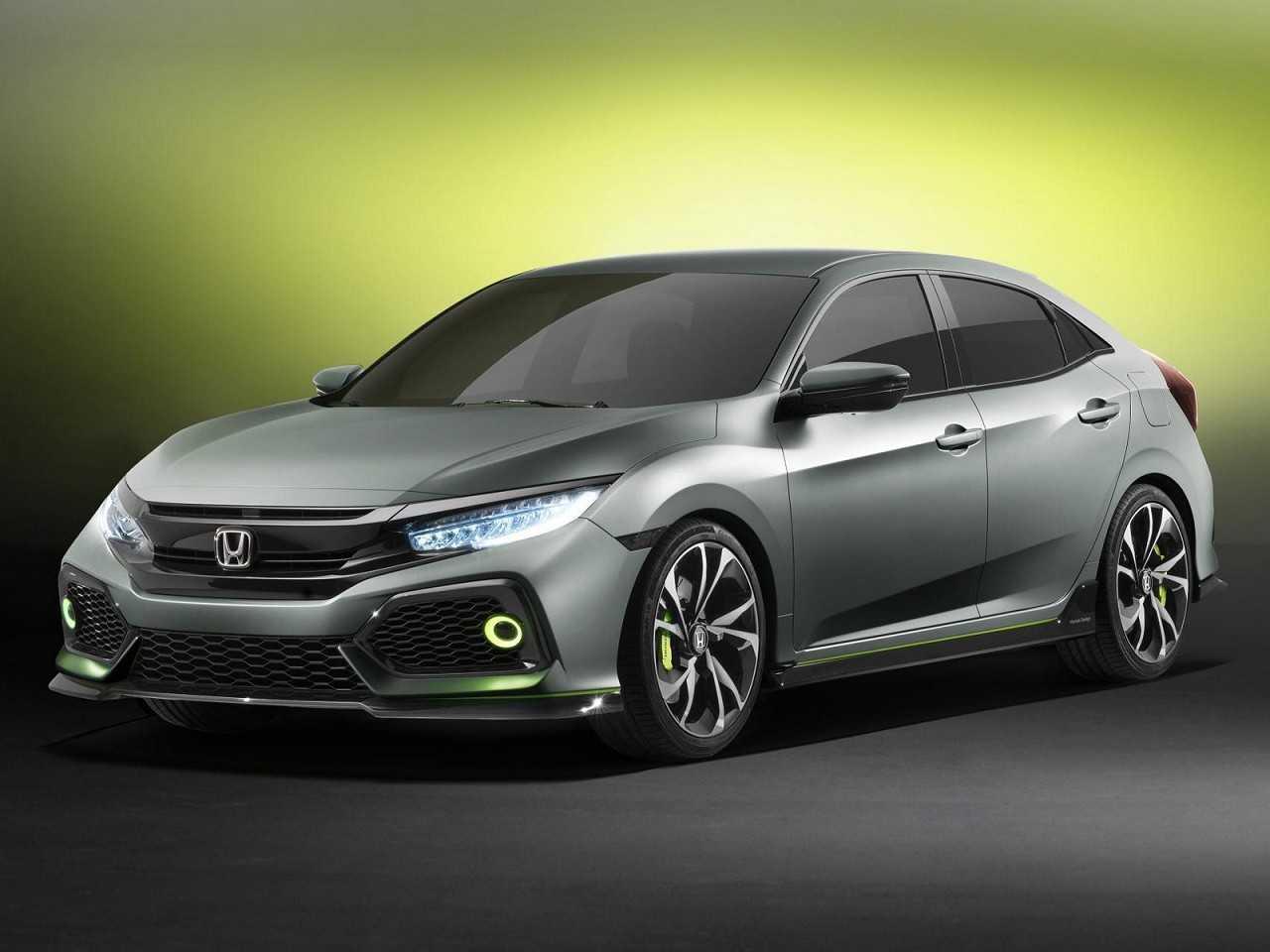 Honda Civic Hatch 2017