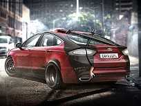 Deadpool - Ford Fusion/Mondeo