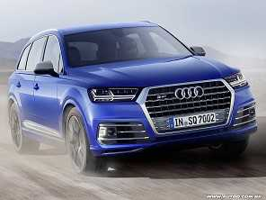 Audi SQ7 é o primeiro carro com compressor elétrico