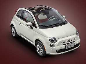 Opinião sobre a compra de um Fiat 500 Cabrio