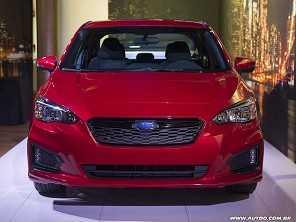 Novo Subaru Impreza é revelado nos EUA