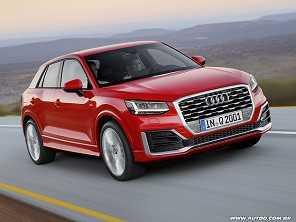 Audi entra na briga dos SUVs compactos
