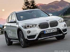 BMW X1 vira flex e já é feito no Brasil