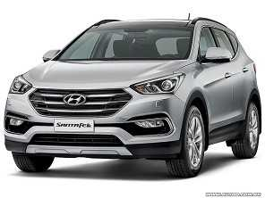 Sugestão de SUV grande para trocar o Hyundai Santa Fe 2015