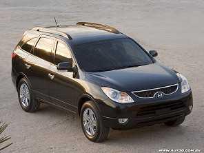 Entre um Kia Sorento e um Hyundai Veracruz