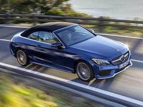 Mercedes revela versão conversível do Classe C