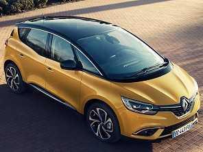 Renault revela quarta geração do Scénic