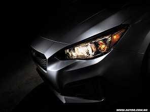 Novo Subaru Impreza estreia neste mês