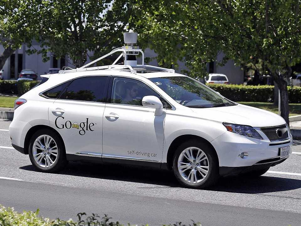 Carro aut�nomo do Google