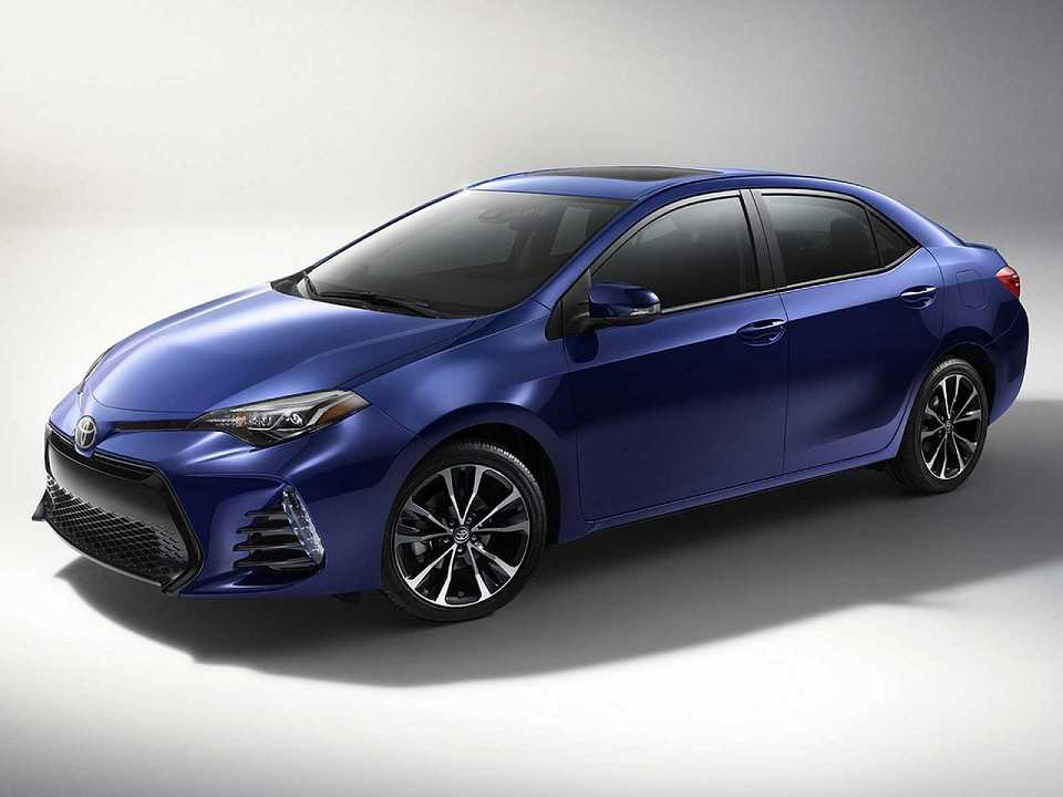 Toyota Corolla 2017 (mercado norte-americano)