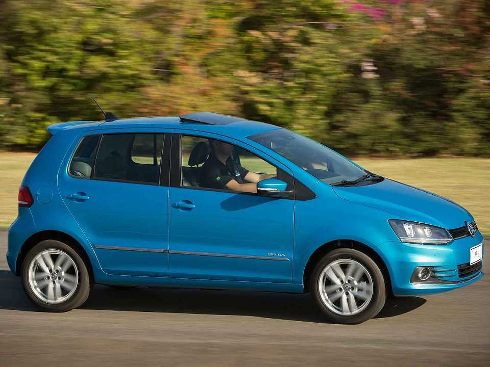 Volkswagen Fox Highline
