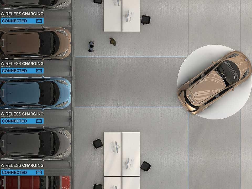 Posto do futuro da Nissan