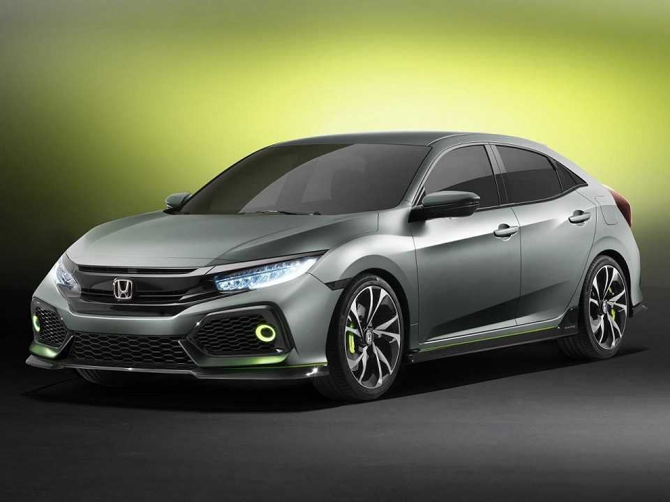 Honda Civic Hatch 2017