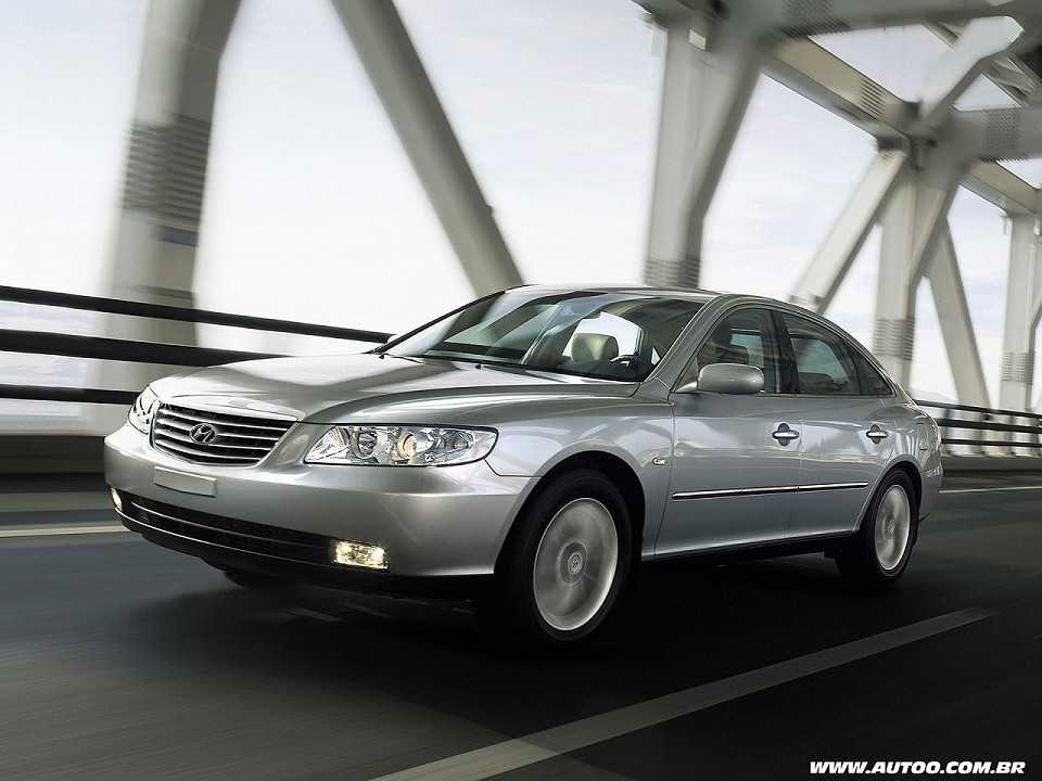 Hyundai Azera 2009
