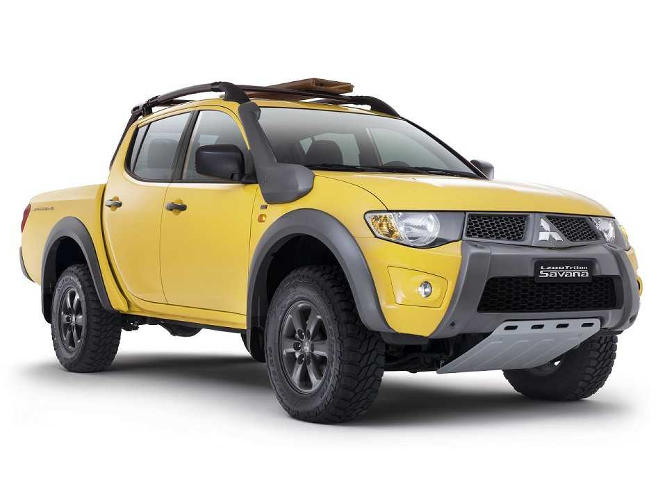 mitsubishi l200 triton 2017 savana 3 2 16v diesel manual 4x4 4p autoo. Black Bedroom Furniture Sets. Home Design Ideas