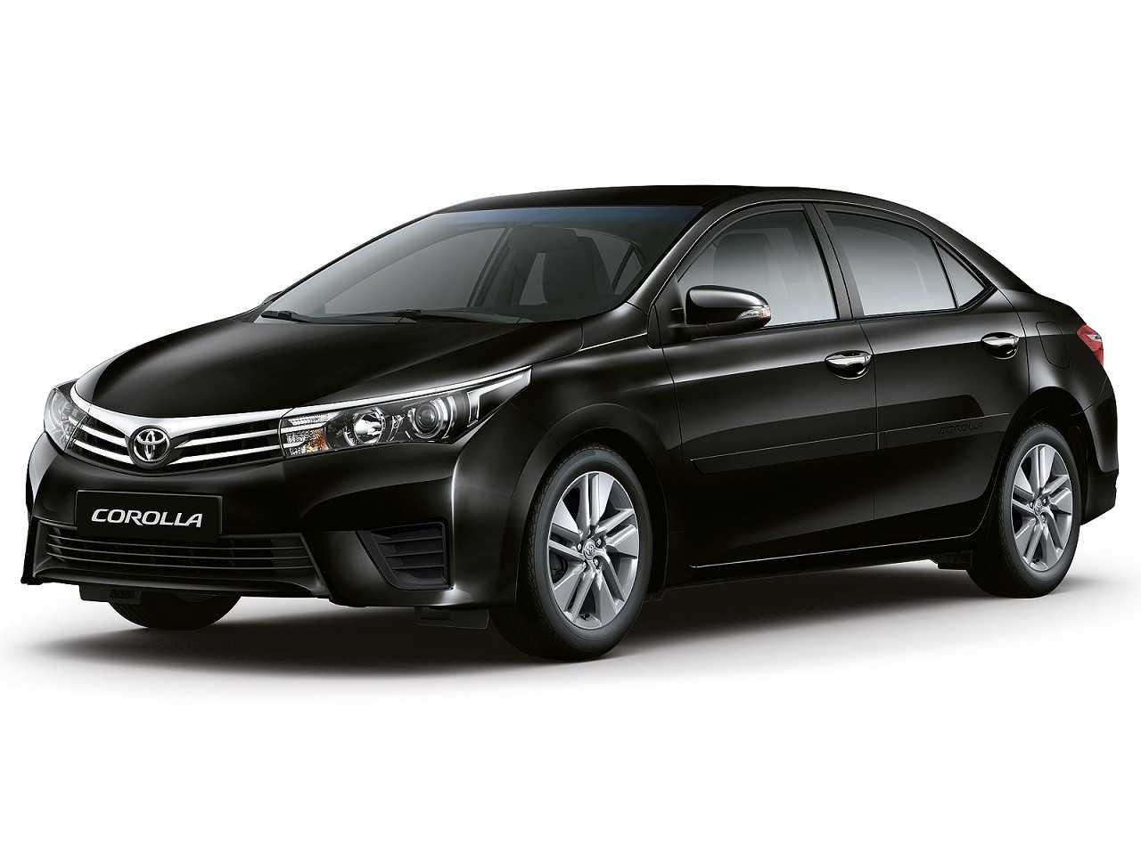 Toyota Corolla Black Pack