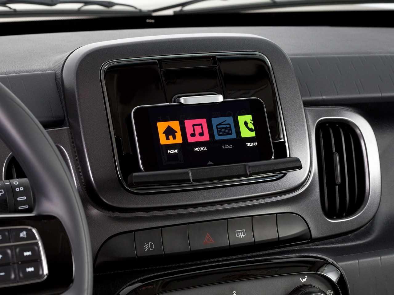FiatMobi 2017 - console central